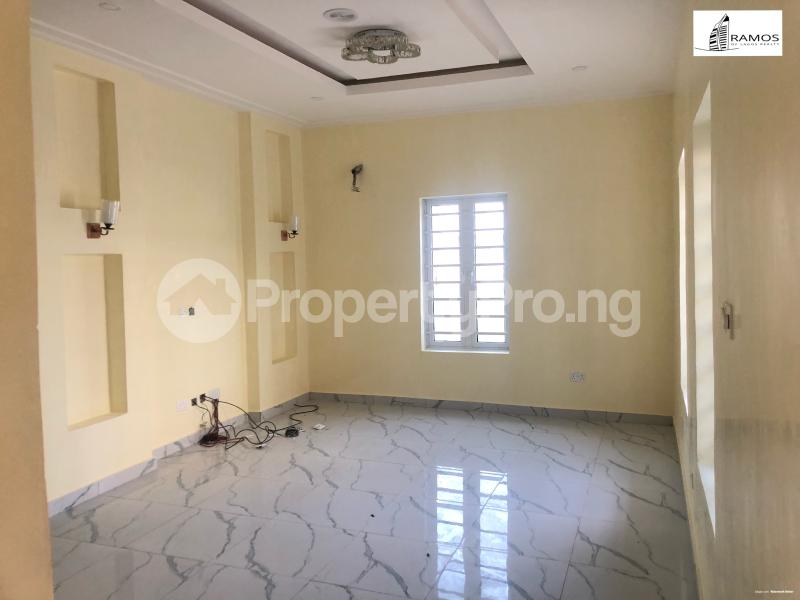 4 bedroom Terraced Duplex House for rent Orchid Road Lekki Phase 2 Lekki Lagos - 2