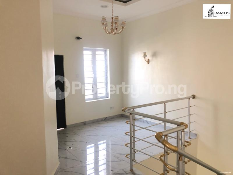 4 bedroom Terraced Duplex House for rent Orchid Road Lekki Phase 2 Lekki Lagos - 5