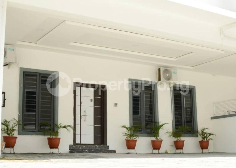 4 bedroom Terraced Duplex House for shortlet - Lekki Lagos - 9