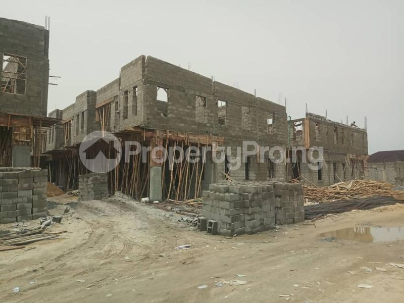 Terraced Duplex House for sale Creek avenue court phase 2 ikota,lekki  Ikota Lekki Lagos - 6