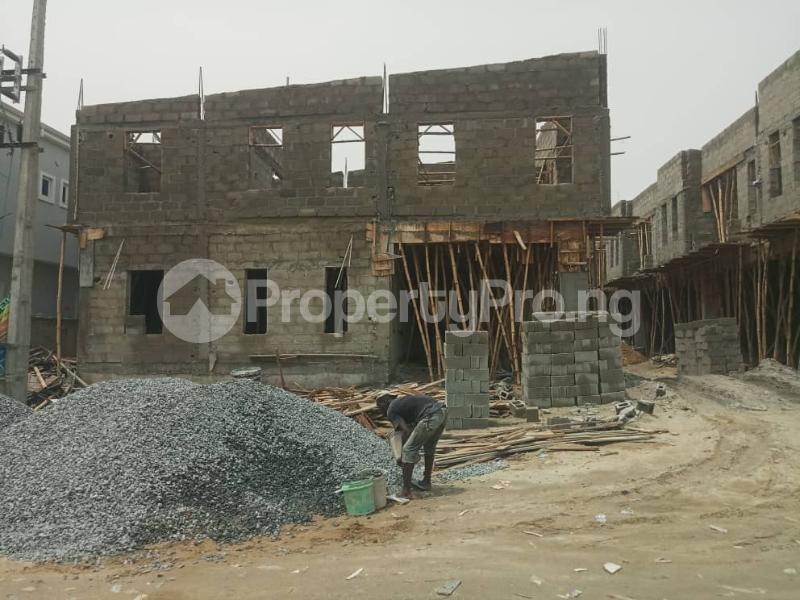 Terraced Duplex House for sale Creek avenue court phase 2 ikota,lekki  Ikota Lekki Lagos - 8