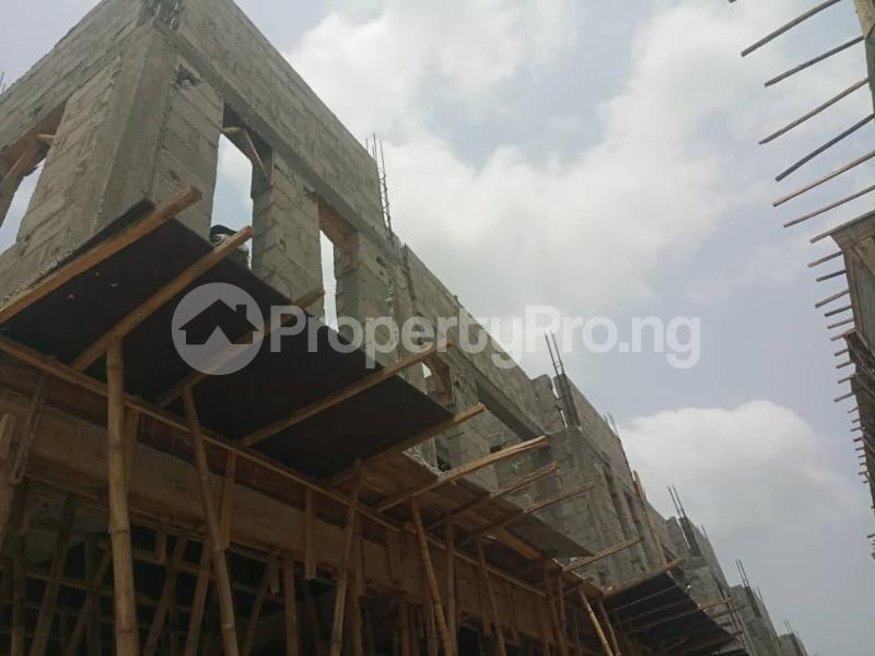 Terraced Duplex House for sale Creek avenue court phase 2 ikota,lekki  Ikota Lekki Lagos - 5