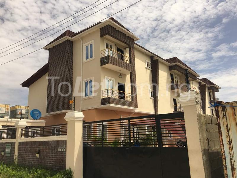 4 bedroom House for rent - Ikate Lekki Lagos - 11