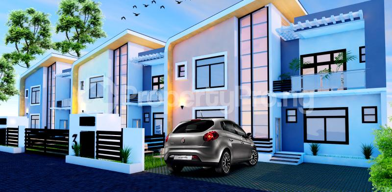 4 bedroom Terraced Duplex House for sale ilamija kekere town Epe Road Epe Lagos - 0
