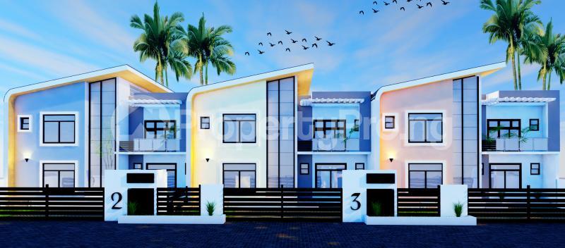 4 bedroom Terraced Duplex House for sale ilamija kekere town Epe Road Epe Lagos - 1