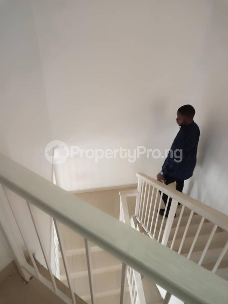 4 bedroom Terraced Duplex House for rent Bourdillon Court chevron Lekki Lagos - 3