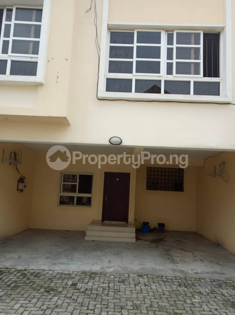 4 bedroom Terraced Duplex House for rent Bourdillon Court chevron Lekki Lagos - 16