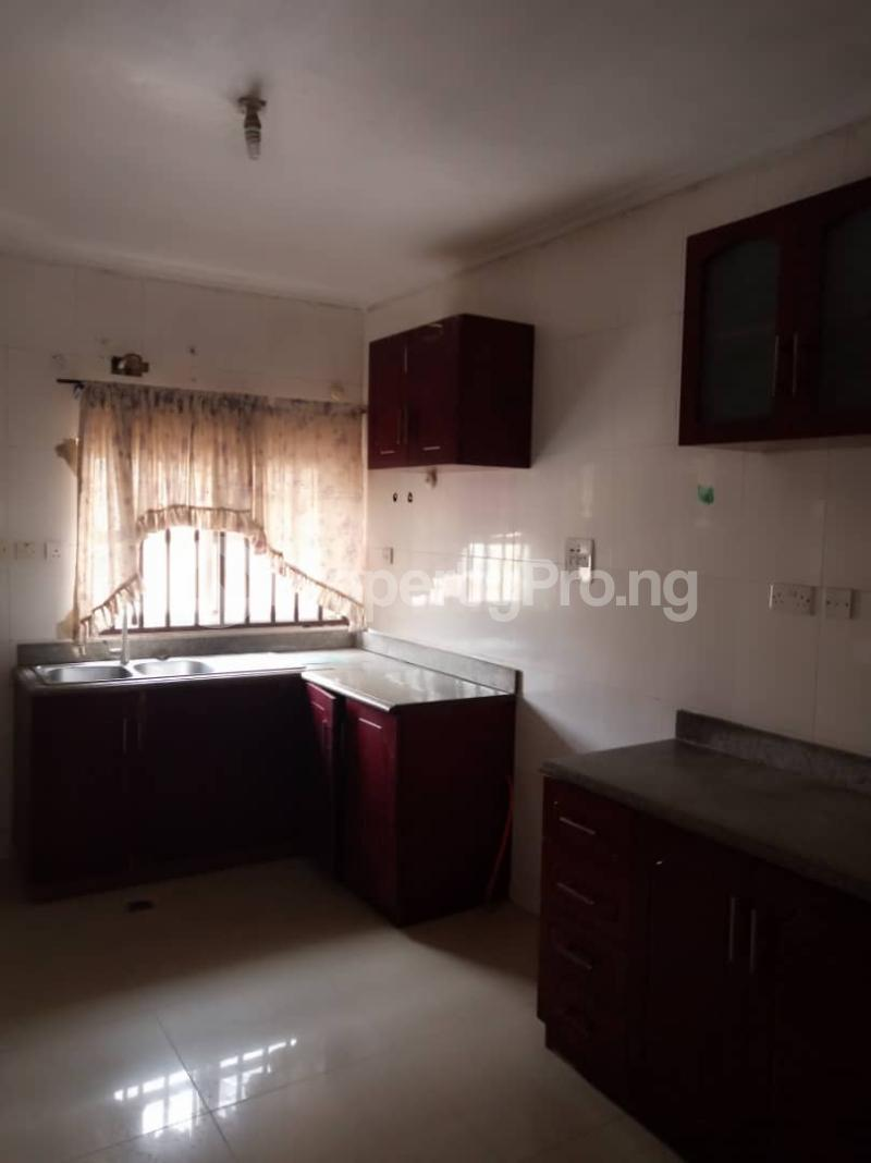 4 bedroom Terraced Duplex House for rent Bourdillon Court chevron Lekki Lagos - 4