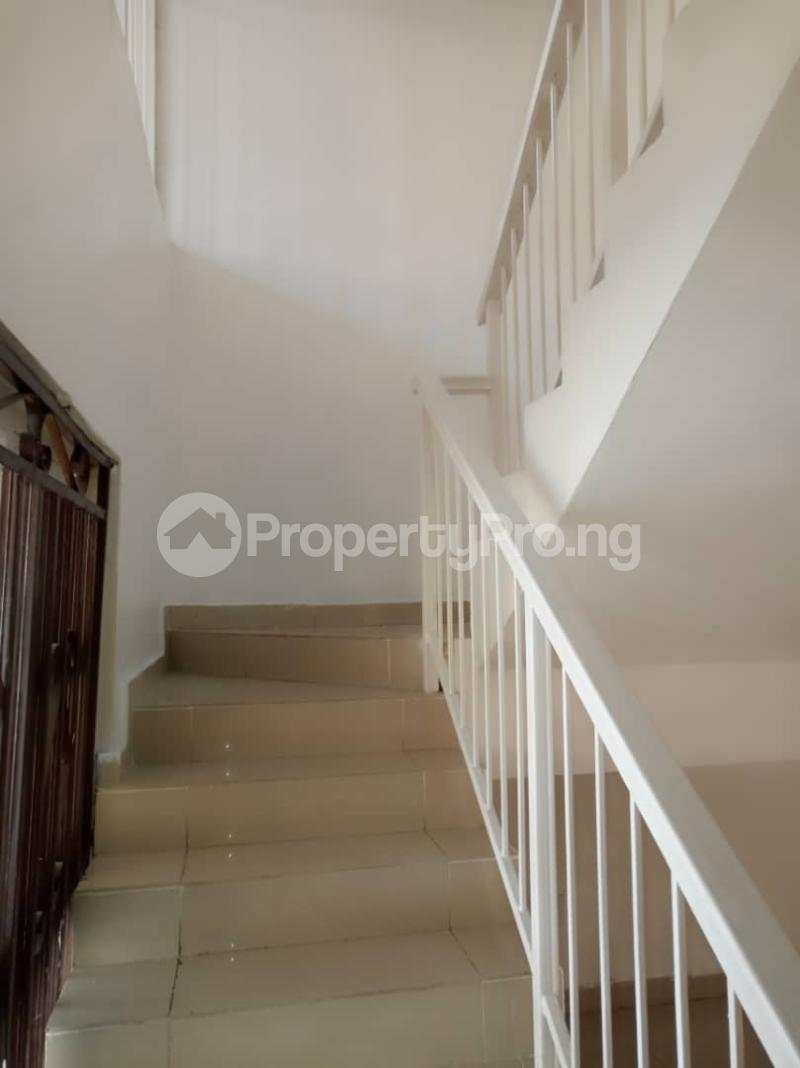 4 bedroom Terraced Duplex House for rent Bourdillon Court chevron Lekki Lagos - 8
