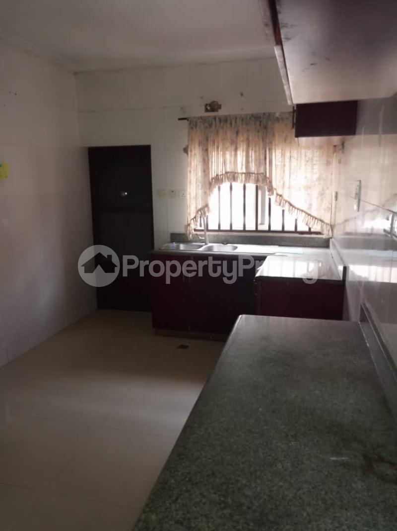 4 bedroom Terraced Duplex House for rent Bourdillon Court chevron Lekki Lagos - 9