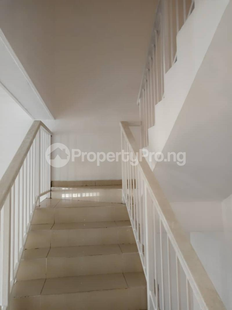 4 bedroom Terraced Duplex House for rent Bourdillon Court chevron Lekki Lagos - 15