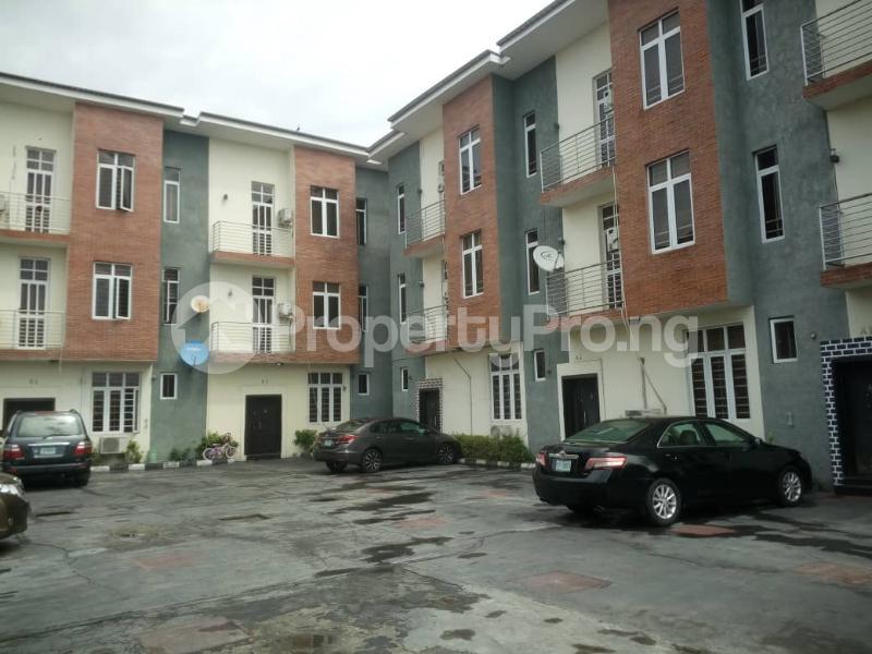 4 bedroom Terraced Duplex House for rent Oniru  Lekki Lagos - 0