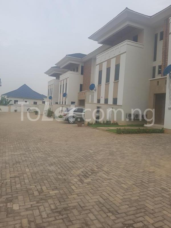 4 bedroom Terraced Duplex House for rent Justice Clara Ogunbiyi Crescent Asokoro Abuja - 5