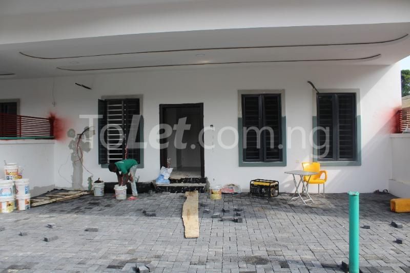 4 bedroom House for sale beside chevron conservative by second toll gate Lekki Lagos - 18