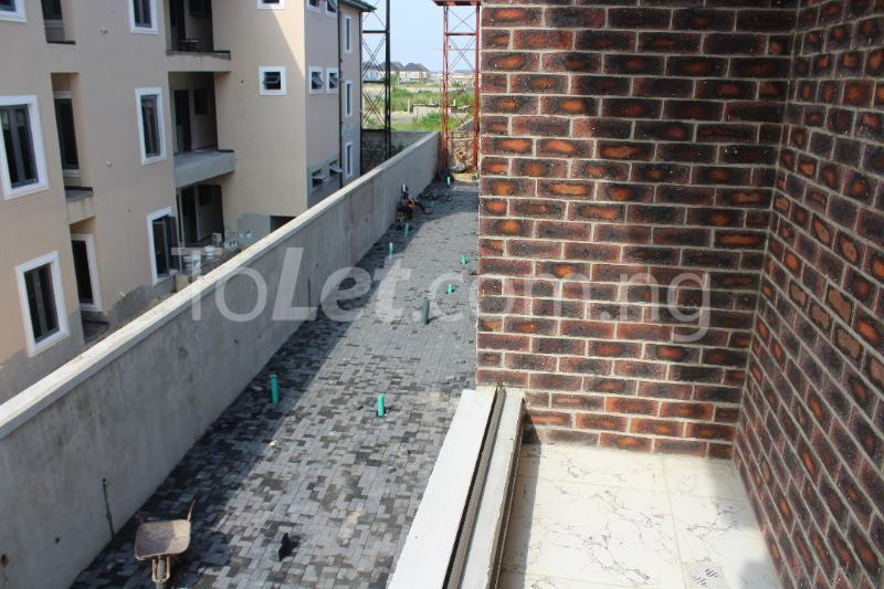 4 bedroom House for sale beside chevron conservative by second toll gate Lekki Lagos - 2