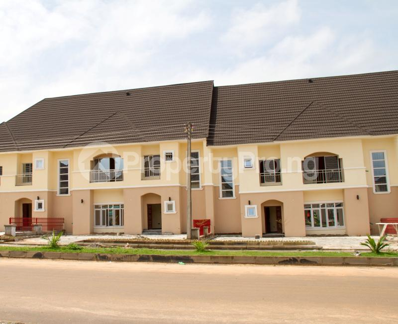 4 bedroom Terraced Duplex House for sale Lugbe Abuja - 1