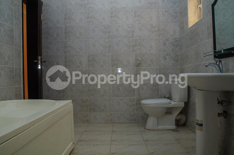 4 bedroom Terraced Duplex House for sale Lugbe Abuja - 5