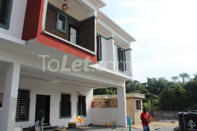 4 bedroom House for sale beside chevron conservative by second toll gate Lekki Lagos - 0