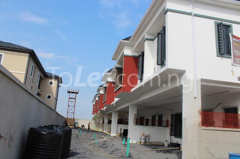 4 bedroom House for sale beside chevron conservative by second toll gate Lekki Lagos - 17