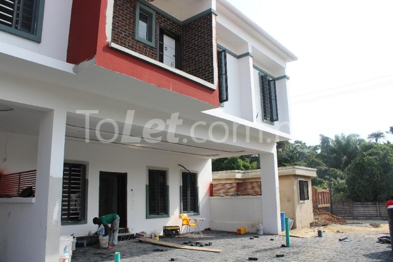 4 bedroom House for sale beside chevron conservative by second toll gate Lekki Lagos - 6