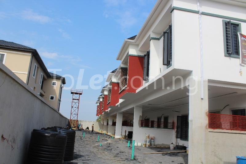 4 bedroom House for sale beside chevron conservative by second toll gate Lekki Lagos - 5
