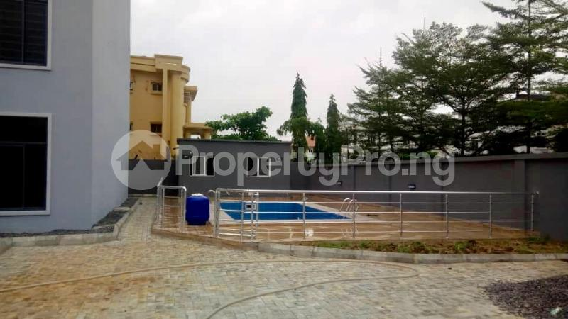 4 bedroom Terraced Duplex House for rent Lekki Phase 1 Lekki Lagos - 2