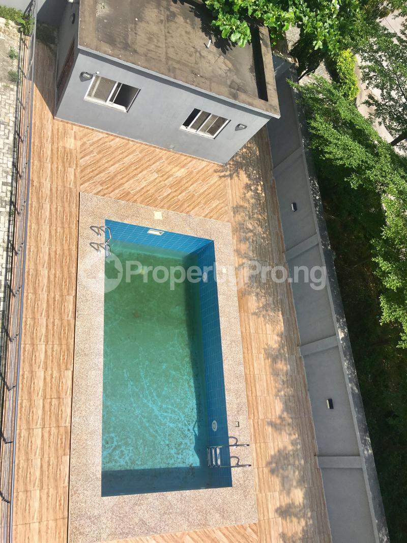 4 bedroom Terraced Duplex House for rent Lekki Phase 1 Lekki Lagos - 14