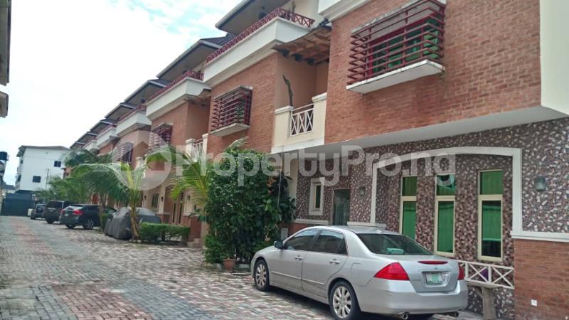 4 bedroom House for rent Idado Lekki Lagos - 6