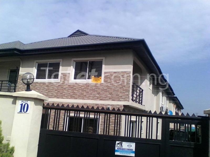 4 bedroom House for sale Omole estate phase 1 ikeja  Omole phase 1 Ogba Lagos - 0