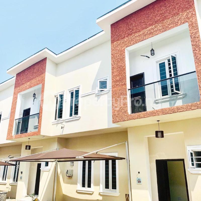 4 bedroom Terraced Duplex House for rent Orchid Hotel Road  chevron Lekki Lagos - 13