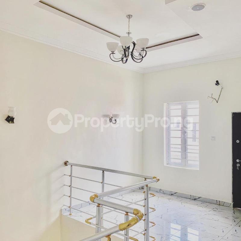 4 bedroom Terraced Duplex House for rent Orchid Hotel Road  chevron Lekki Lagos - 15