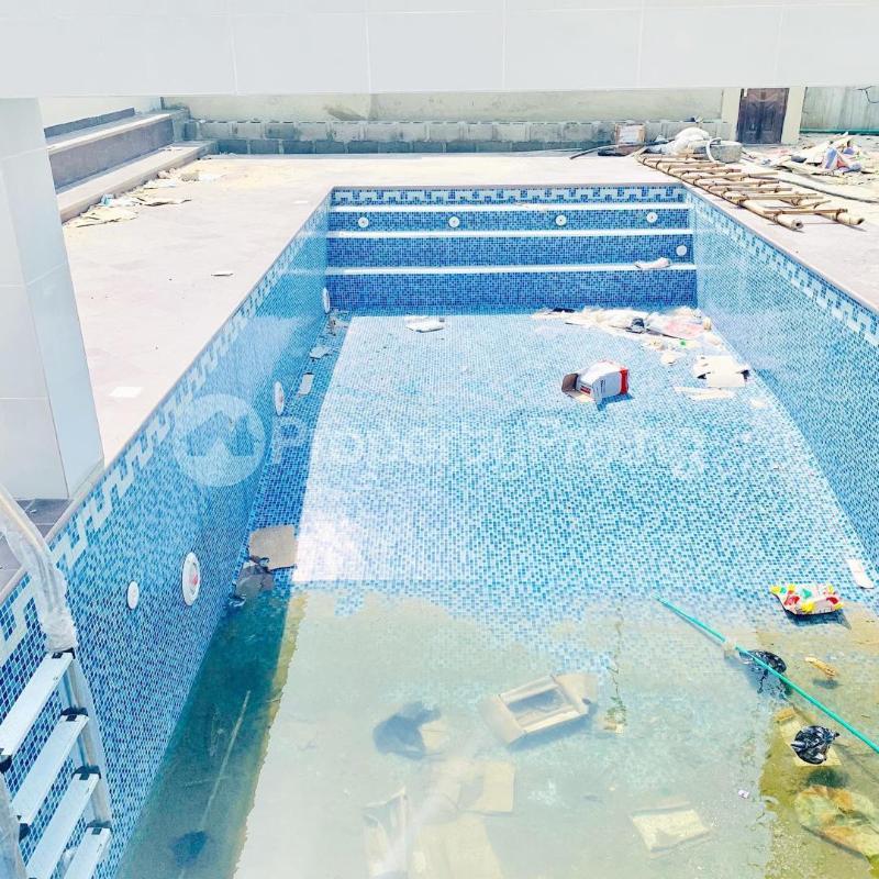 4 bedroom Terraced Duplex House for rent Orchid Hotel Road  chevron Lekki Lagos - 19