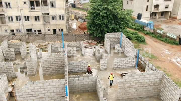 Terraced Duplex House for sale  Patrick Yakowa, Katampe Extension. Diplomatic Enclave, Abuja FCT. Katampe Ext Abuja - 3