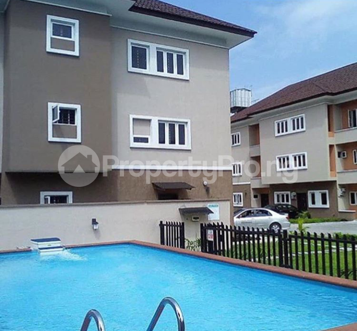 4 bedroom Flat / Apartment for rent Richmond Estate Gate Ikota Lekki Lagos - 5