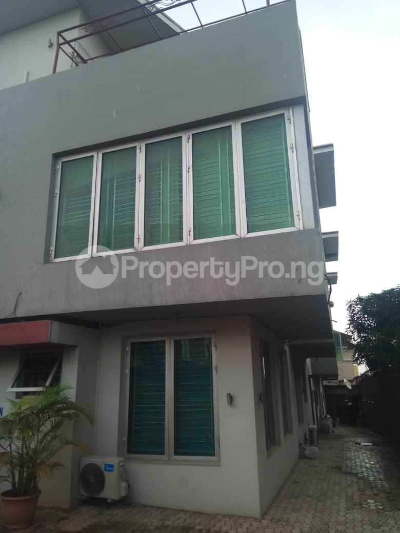 Terraced Duplex House for sale C.M.S Lagos Island Lagos - 1