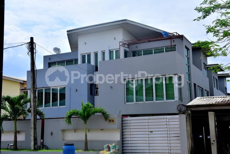 Terraced Duplex House for sale C.M.S Lagos Island Lagos - 0