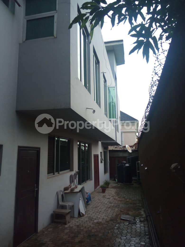 Terraced Duplex House for sale C.M.S Lagos Island Lagos - 2
