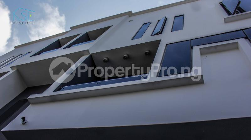 4 bedroom Detached Duplex House for sale close by circle mall; Osapa london Lekki Lagos - 2