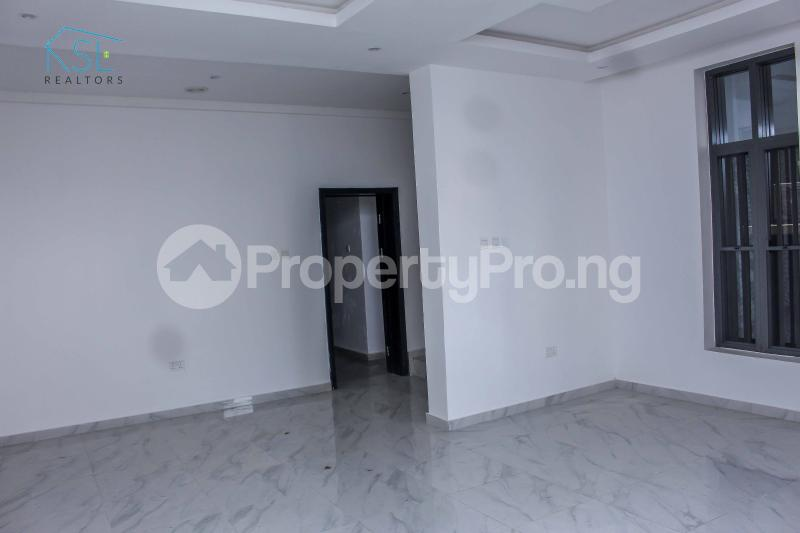 4 bedroom Detached Duplex House for sale close by circle mall; Osapa london Lekki Lagos - 3