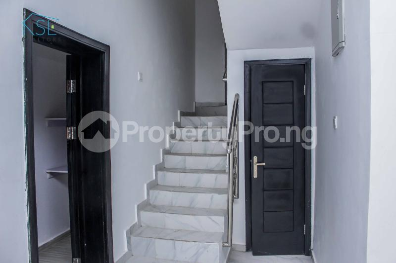 4 bedroom Detached Duplex House for sale close by circle mall; Osapa london Lekki Lagos - 4