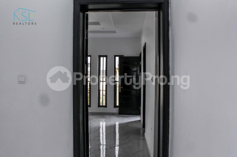 4 bedroom Detached Duplex House for sale close by circle mall; Osapa london Lekki Lagos - 18