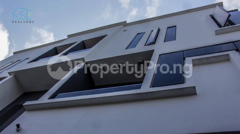 4 bedroom Detached Duplex House for sale close by circle mall; Osapa london Lekki Lagos - 1