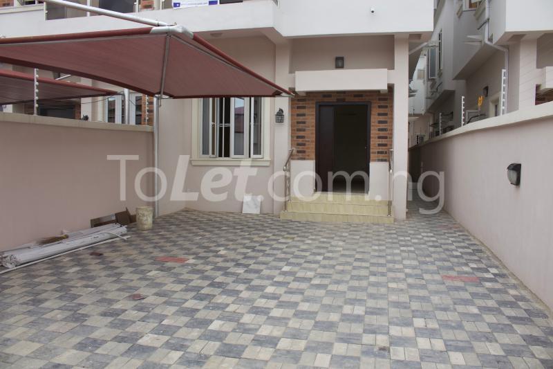 4 bedroom House for rent Ikota Ikota Lekki Lagos - 1