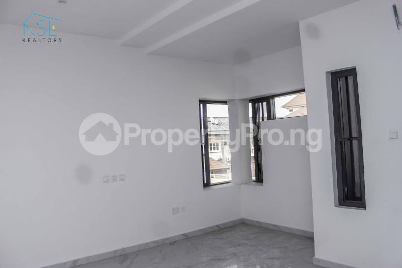 4 bedroom Detached Duplex House for sale close by circle mall; Osapa london Lekki Lagos - 12
