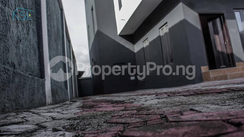 4 bedroom Detached Duplex House for sale close by circle mall; Osapa london Lekki Lagos - 24