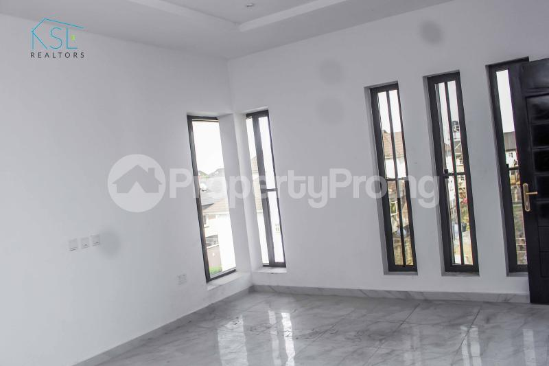 4 bedroom Detached Duplex House for sale close by circle mall; Osapa london Lekki Lagos - 19