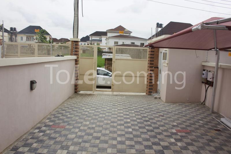 4 bedroom House for rent Ikota Ikota Lekki Lagos - 17