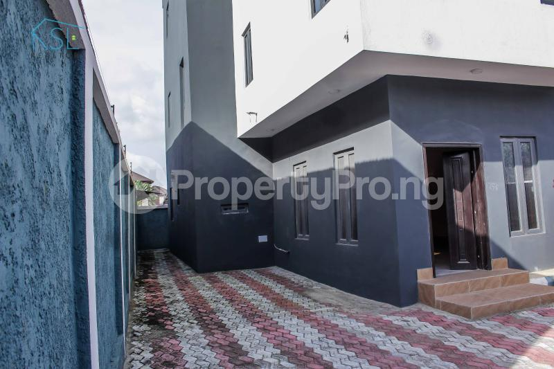 4 bedroom Detached Duplex House for sale close by circle mall; Osapa london Lekki Lagos - 25