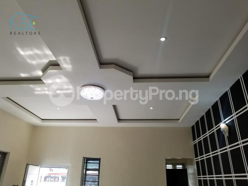 4 bedroom Semi Detached Duplex House for sale Alternative route by redeem church chevron Lekki Lagos - 9