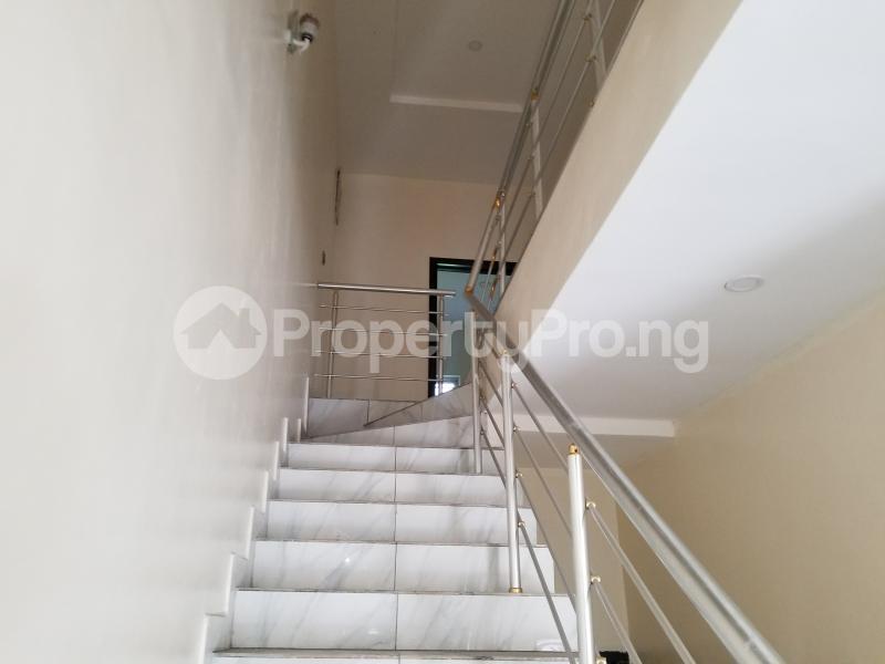 4 bedroom Semi Detached Duplex House for sale Alternative route by redeem church chevron Lekki Lagos - 11
